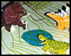 Dinosaur Board Game Craft
