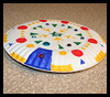 Flying Saucers   : Paper Plate Crafts Ideas for Children
