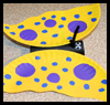 How   to Make a Paper Plate Butterfly