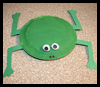 Paper   Plate Frog Crafts   : Kids Paper Plates Crafts