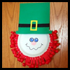 Paper   Plate Leprechauns  : Instructions for Making Cool Stuff Out of Recycled Paper Plates