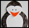 Paper   Plate Penguins  : Instructions for Making Cool Stuff Out of Recycled Paper Plates