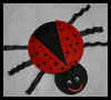 Paper   Plate Ladybug Crafts  : Instructions for Making Cool Stuff Out of Recycled Paper Plates