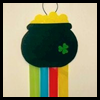 Pot   O Gold Windsocks  : Disposable Plates Arts & Crafts