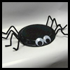 Paper   Plate Spiders  : Disposable Plates Arts & Crafts