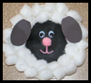 Lamb's   Face Crafts  : Crafts with Paper Plates