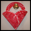 Paper   Plate Heart Pockets  : Instructions for Making Cool Stuff Out of Recycled Paper Plates