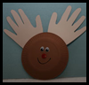 Paper   Plate Reindeer Crafts  : Instructions for Making Cool Stuff Out of Recycled Paper Plates