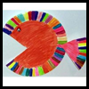 Paper   Plate Fish   : Kids Paper Plates Crafts