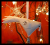 Free    Pattern for Felt Bird Christmas Decorations