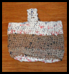 How   to Make a Tote Bag Out of Plastic Grocery Bags