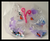 Plastic   bag butterfly crafts  : Crafts with Plastic Bags