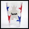 July   4th Craft: Patriotic Punch Cups
