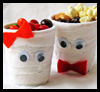 Yummy   Mummy Treat Cups    : Crafts Activities with Plastic Cups