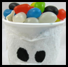 Mummy   Treat Cups  : Plastic Cup Crafts for Kids