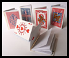 Makin'   for Maker Faire: Cut the cards! (& Make some books)