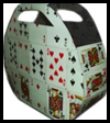 Playing   Cards Purses  : Crafts with Playing Cards