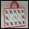 Recycled   Playing Card Totes  : Crafts with Playing Cards