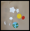 "Salt   Dough Space Mobiles <SPAN LANG=""en-US""> </span> : Crafts Ideas with Salt for Children"