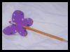 Butterfly   Pencil Craft