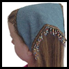 Beaded   Kerchief