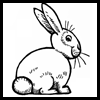 How to Draw Cartoon Bunny Rabbits