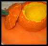 Wool   Felted Pumpkin: Tutorial