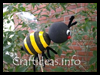 Styrofoam   Bumble Bee