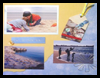 Sun   'n' Sand Scrapbook Layout
