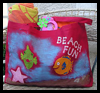 Beach   Bag Tote Summer Craft