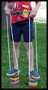 Kids   Can Stilts