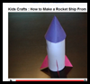 How   to Make a Rocket Ship From a Plastic Bottle