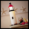 Lighthouse   in a Bottles   : Crafts with Water Bottles for Kids