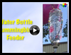 Water   Bottle Hummingbird Feeders  : Make Cool Stuff with Recycled Water Bottles
