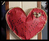 Be   Mine Valentine Wall Hanging