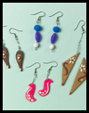 Hooked   on Earrings