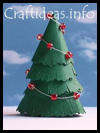 Paper   Christmas Tree or Evergreen Tree