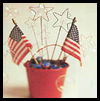 Patriotic   Bubble Wands