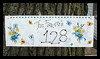 Floral   Address Plaque