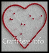 Beaded   Heart Dreamcatcher