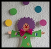 Clown   Paper Decoration