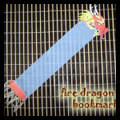 How to Make a Chinese Fire Dragon Bookmark Craft for Kids -