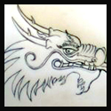 How to Draw a Chinese Dragon Head Step by Step Drawing Tutorial