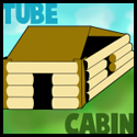 How to Make Cardboard Tubes Log Cabin for Abe Lincoln on Presidents Day