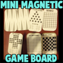 How to Make a Magnetic Travel Board Games Set with Altoids Tins