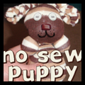 How to Make No-Sew Stuffed Puppy Dog Animal Toy with Socks & Rubber Bands