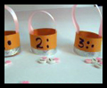 Make Easter Counting Game Craft Activities for Preschoolers & Young Kids
