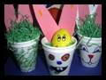 Easter Bunny Rabbit Treat Cups Crafts Activity Ideas