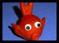 Sculpting with Fimo Clay : The Goldfish Crafts Project for Kids