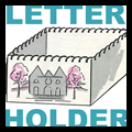 Make Letter Holders Box as Gift for Mom on Mother's Day